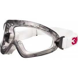 Ochelari de protecție compacți 3M 2890 A, cu ventilație indirectă