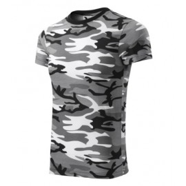 Tricou unisex Camouflage, bumbac 100%, 160 g/mp