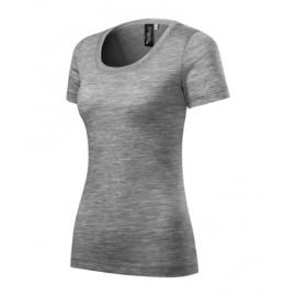 Tricou de damă, 100% lână merinos, 190 g/mp, Merino Rise