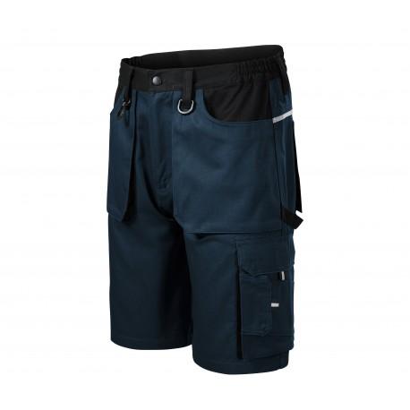 Pantaloni scurți de lucru pentru bărbați, bumbac 100%, 270 g/mp, Woody