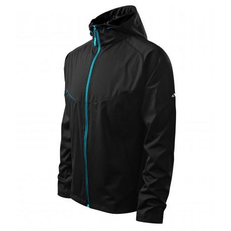 Jachetă softshell pentru bărbați, poliester 100%, 210 g/mp, Cool