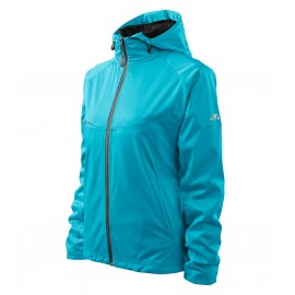 Jachetă softshell de damă, poliester 100%, 210 g/mp, Cool