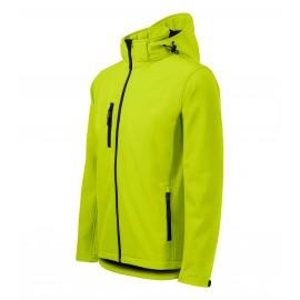 Jachetă softshell pentru bărbați cu fleece interior, 300 g/mp, Performance