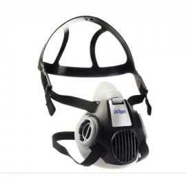 Set protecție: semimască Dräger X-plore 3300 + filtre P3