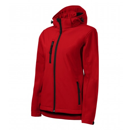 Jachetă softshell de damă cu fleece interior, poliester 94%, 300 g/mp, Performance