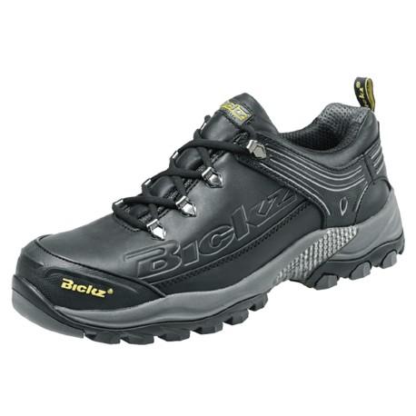 Pantofi de protecție ultra-rezistenți, cu bombeu și lamelă, Bickz 203 W