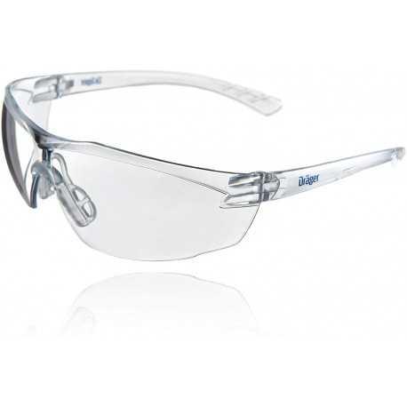 Ochelari de protecție Dräger X-pect 8320, cu brațe laterale