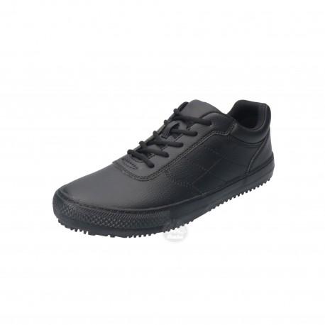 Pantofi de protecție unisex antistatici, din microfibră, Panther