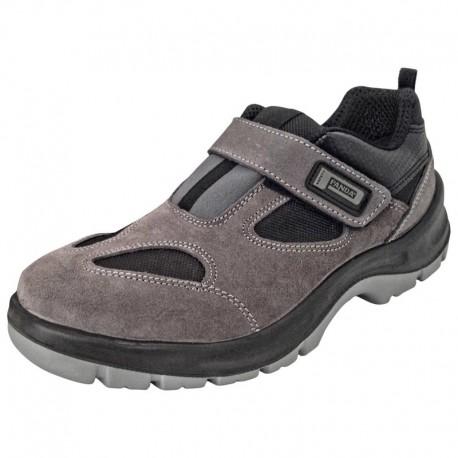 Sandale de protecție cu absorbitor de șoc și bombeu compozit, Auge S1 SRC