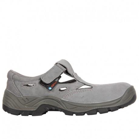 Sandale de protecție cu bombeu metalic și aderență ridicată, Touareg S1