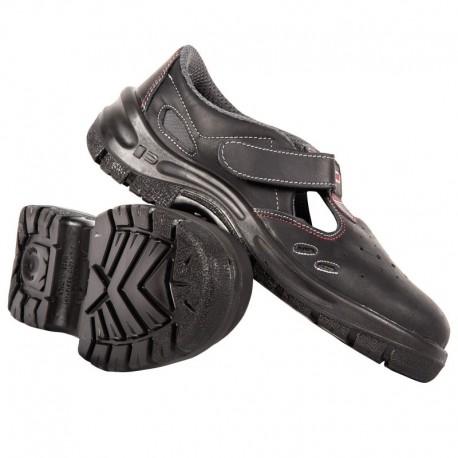 Sandale de protecție cu talpă antiderapantă și bombeu din oțel, Topolino S1