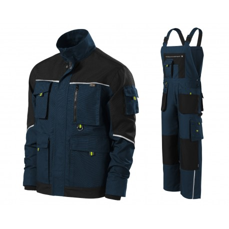 Costum de lucru reglabil, 65% poliester și 35% bumbac, Ranger