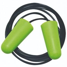 Antifoane interne din spumă poliuretanică, cu șnur, Ed Confort Plug Corded