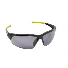 Ochelari de protecție, lentile polarizate fumurii, brațe reglabile, Cerva Halton Smoke