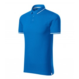 Tricou polo pentru bărbați Perfection Plain, 95% bumbac, 200 g/mp