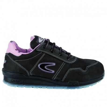 Pantofi de protecție pentru femei, cu bombeu din aluminiu, Alice S3 SRC