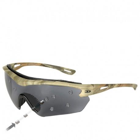 Ochelari de protecție tactici, rezistență balistică, Cofra Gunner