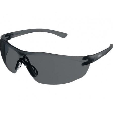 Ochelari de protecție Dräger X-pect 8321, cu lentile fumurii