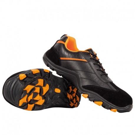 Pantofi de protecție din microfibră, bombeu compozit, Bounce S1P