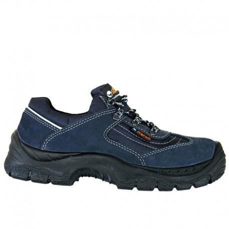 Pantofi de protecție cu bombeu și lamelă metalice, Dakota Low S1P