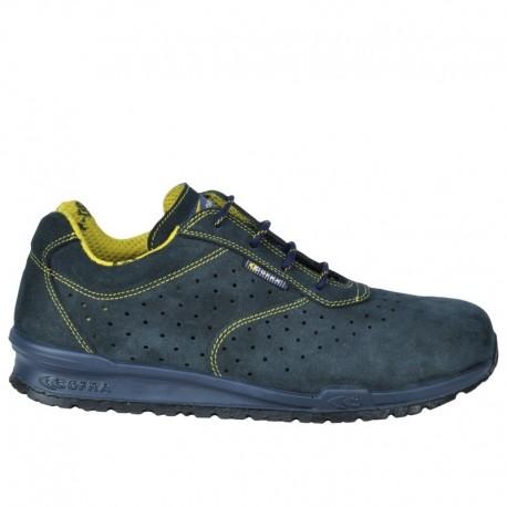 Pantofi de protecție respirabili, cu bombeu și lamelă, Guerin S1P