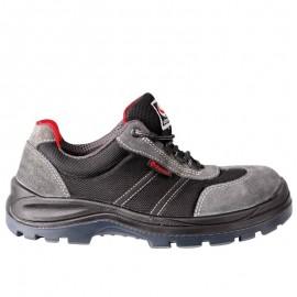 Pantofi de protecție antiderapanți, cu bombeu metalic, Emerton Pro S1P