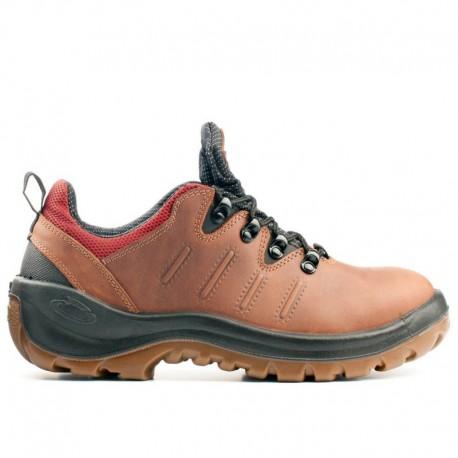 Pantofi de lucru din piele, fără bombeu, Miura O2 SRC