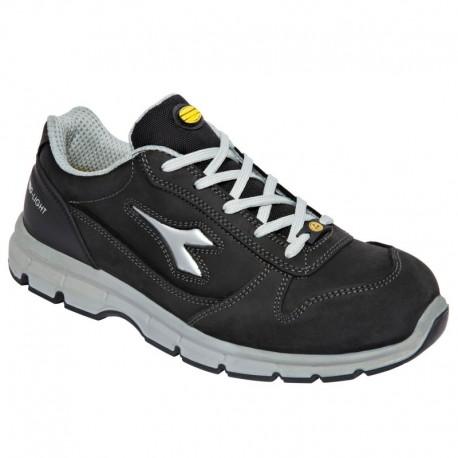 Pantofi de protecție cu bombeu din oțel, hidrofobizați, Diadora Run Low S3