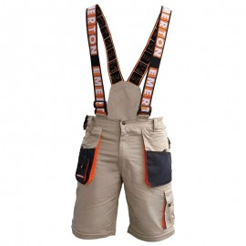Pantaloni de lucru 4 în 1, 100% bumbac, 185 g/mp, Summer Emerton