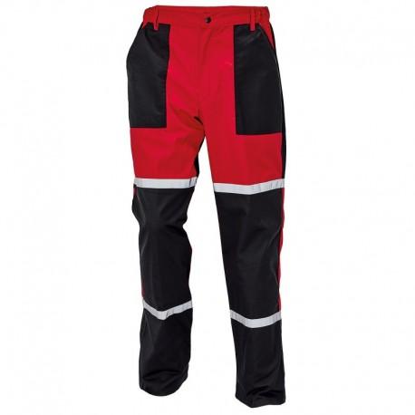 Pantaloni de lucru ultra-rezistenți, bumbac / poliester, 240 g/mp, Tayra
