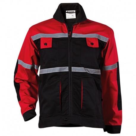 Jachetă de lucru ultra-rezistentă, bumbac / poliester, 235 g/mp, Tayra