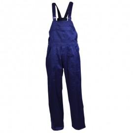 Pantaloni cu pieptar antistatici, ignifugi, 100% bumbac, 345 g/mp, Coen