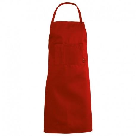 Șorț de lucru din bumbac / poliester, 190 g/mp, Cook