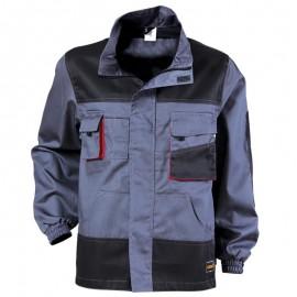 Jachetă subțire & practică de lucru, din tercot, 195 g/mp, Torin