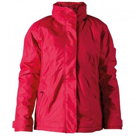 Geacă de iarnă pentru femei, cu glugă integrată în guler, Weser Jacket