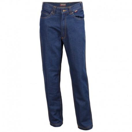Pantaloni din denim, rezistenți la uzură, 300 g/mp, Dijon