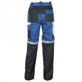 Pantaloni de lucru din bumbac, întărituri în zona genunchilor, 275 g/mp, Stanmore