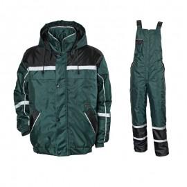 Costum de lucru impermeabil & vătuit pentru iarnă, Collins Green