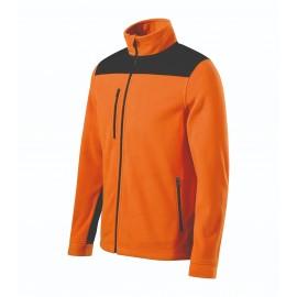 Jachetă fleece unisex, 100% poliester, 360 g/mp, Effect