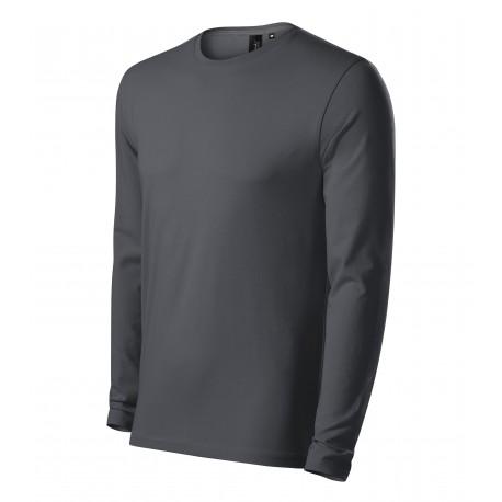 Tricou pentru bărbați cu mânecă lungă, 95% bumbac, 160 g/mp, Brave