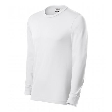 Tricou unisex cu mânecă lungă, 100% bumbac, 160 g/mp, Resist LS