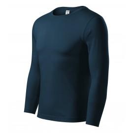 Tricou unisex cu mânecă lungă, 100% bumbac, 150 g/mp, Progress LS