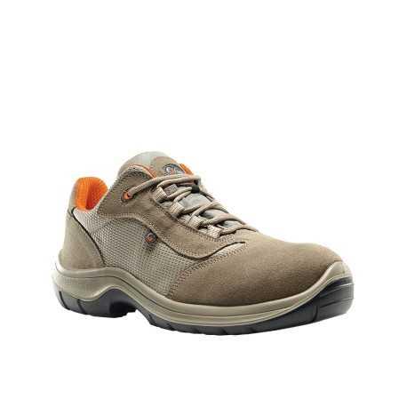 Pantofi de protectie din piele, S1P, Garsport Calipso