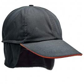 Șapcă pentru iarnă, cu protecție pentru urechi și gât, ajustabilă, Emerton