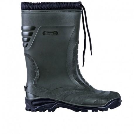 Cizme de lucru căptușite, termoizolante, din PVC, Boots