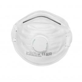 Semimască FFP3 - dr.Albert Protective Mask CUP, cu supapă