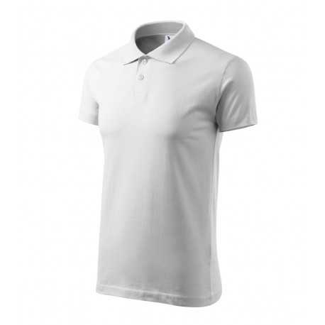 Tricou polo de bărbaţi Single Jersey, 180 g/mp