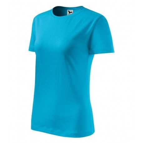 Tricou pentru dame Classic New, Single Jersey