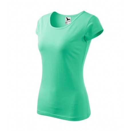 Tricou de damă Pure, Single Jersey, 150 g/mp