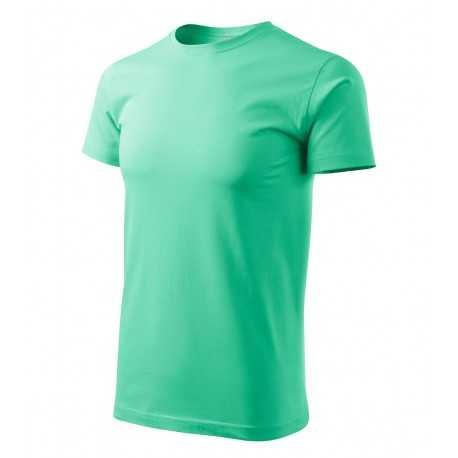 Tricou de bărbați Basic, bumbac 100%, 160 g/mp